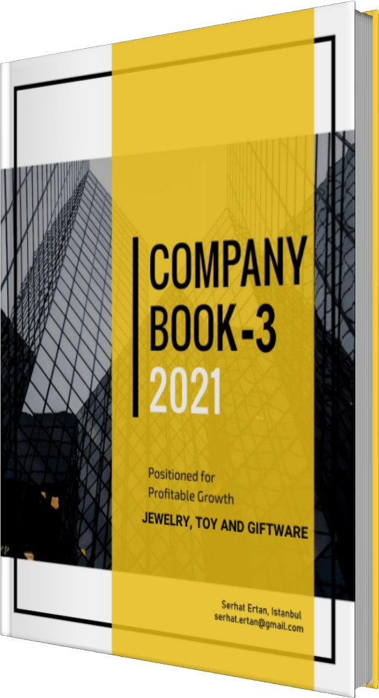 03 Company Book - JEWELRY, TOY AND GIFTWARE