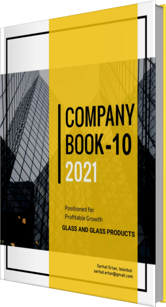 10 Company Book - GLASS AND GLASS PRODUCTS