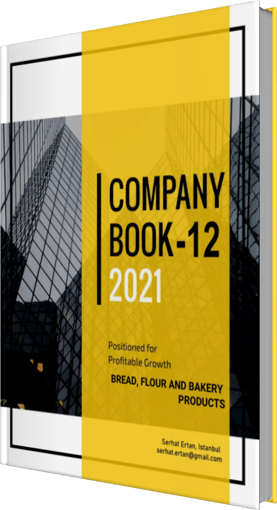 12 Company Book - BREAD, FLOUR AND BAKERY PRODUCTS
