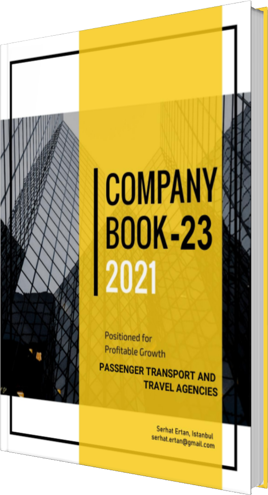 23 Company Book - PASSENGER TRANSPORT AND TRAVEL AGENCIES