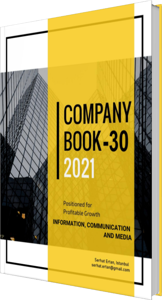 30 Company Book - INFORMATION, COMMUNICATION AND MEDIA