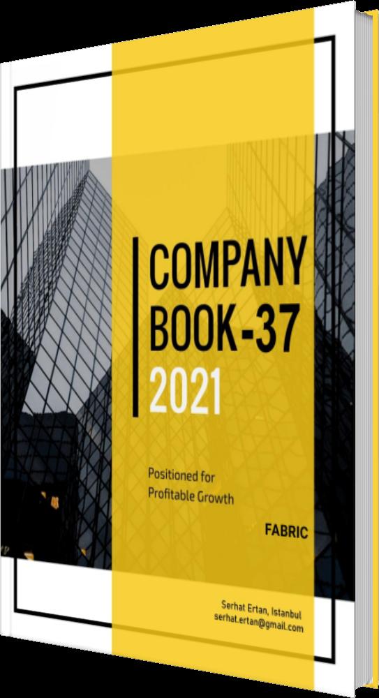 37 Company Book - FABRIC
