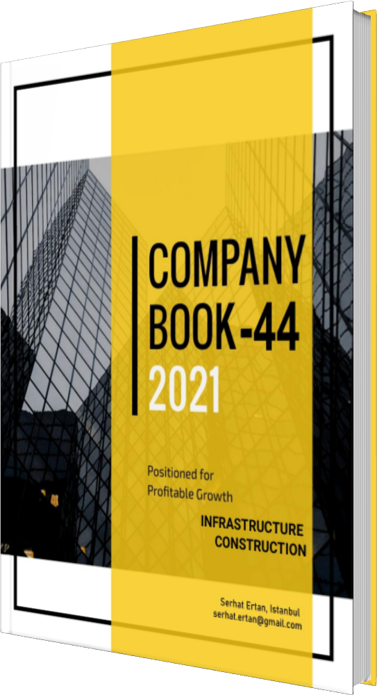 44 Company Book - INFRASTRUCTURE CONSTRUCTION