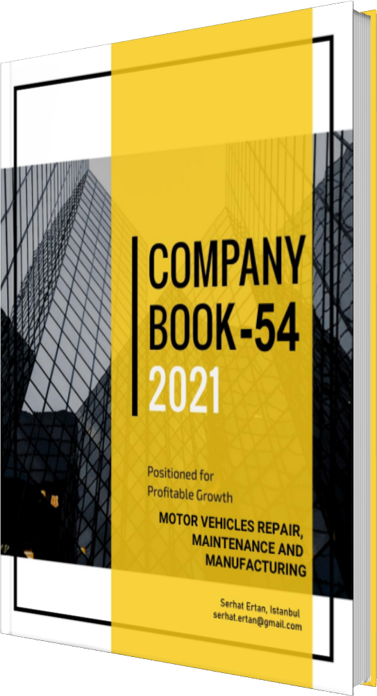 54 Company Book - MOTOR VEHICLES REPAIR, MAINTENANCE AND MANUFACTURING