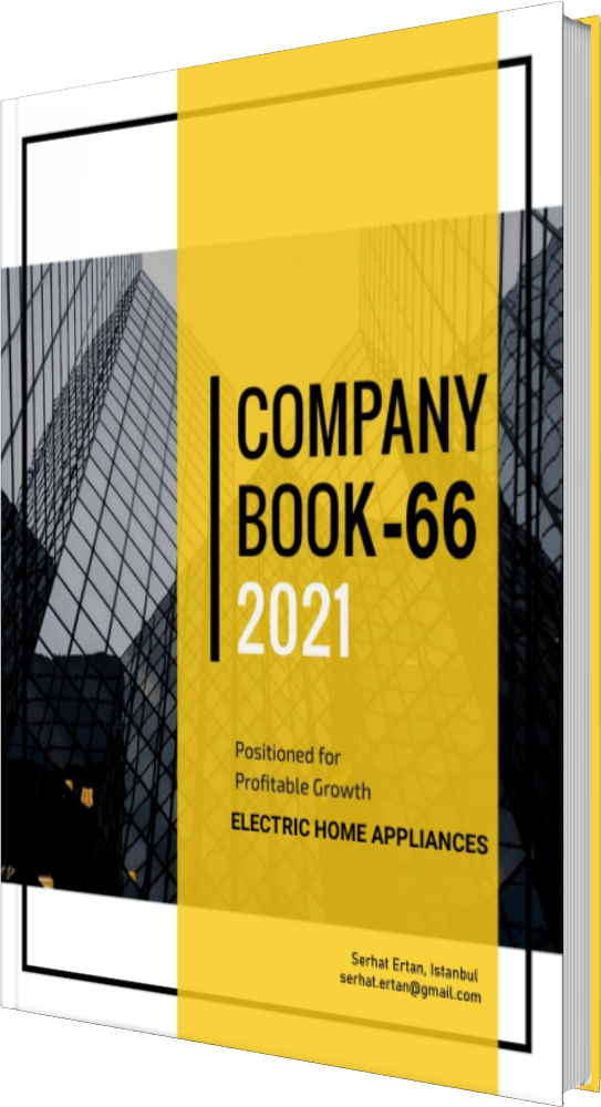 66 Company Book - ELECTRIC HOME APPLIANCES