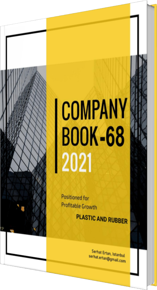 68 Company Book - PLASTIC AND RUBBER