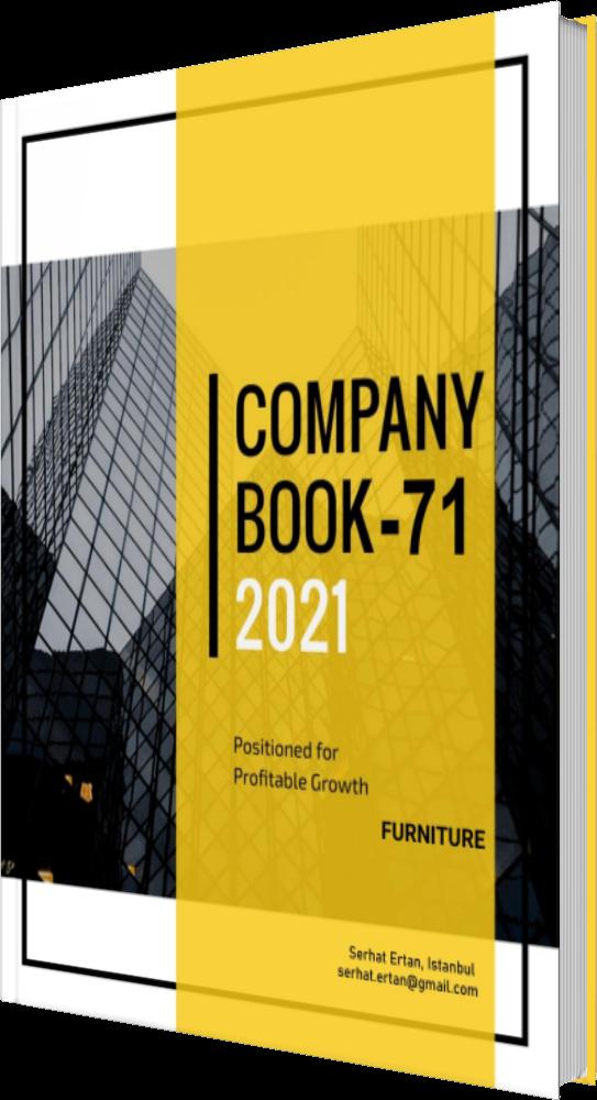 71 Company Book - FURNITURE