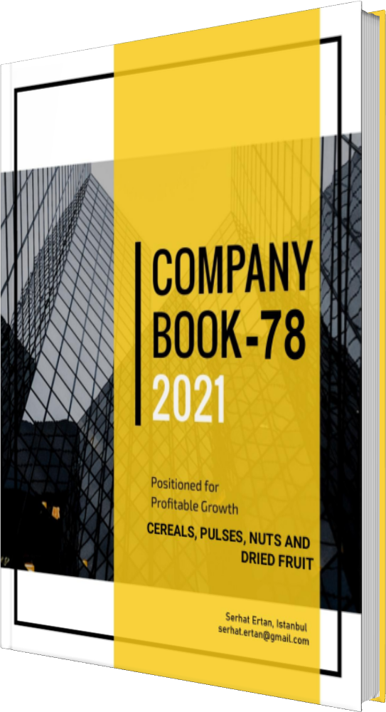 78 Company Book - CEREALS, PULSES, NUTS AND DRIED FRUIT