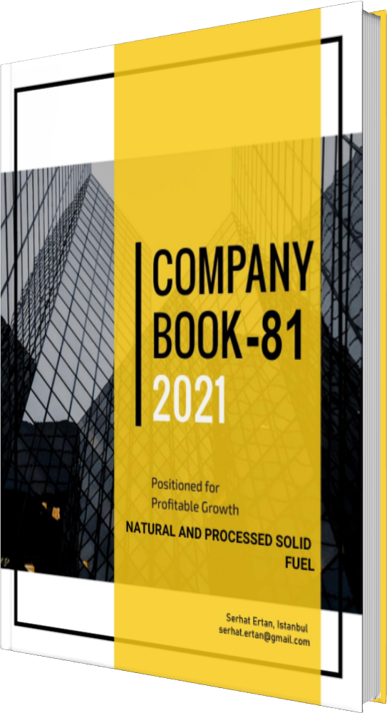 81 Company Book - NATURAL AND PROCESSED SOLID FUEL